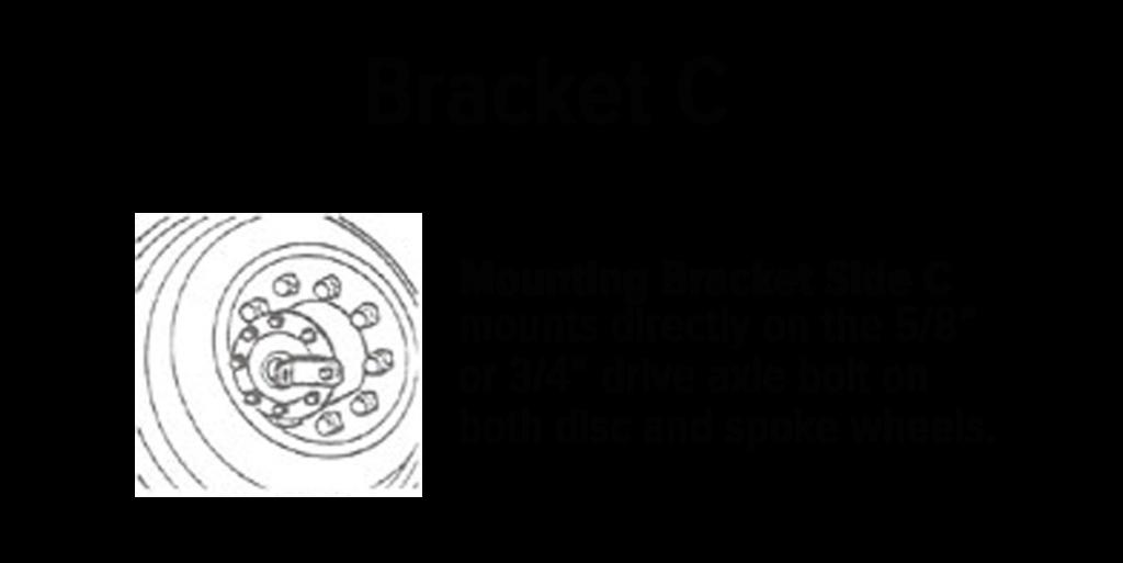 Bracket C