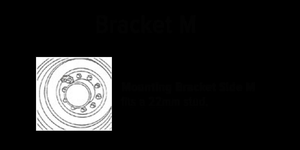 Bracket M